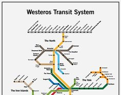 Westeros Transit System Poster // Game of Thrones Map Game Of Thrones Collectibles, Game Of Thrones Map, The Winds Of Winter, Vikings, Gallery Wall, Games, Etsy, Poster, The Vikings