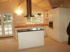 kuchyňa v drevodome
