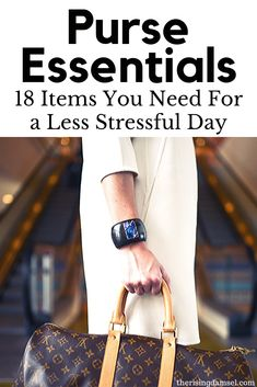 18 Purse Essentials You Need Everyday For an Organized Life. This list of goodies will prepare you for all of life's surprises. Buxom Lip, Lip Plumper, Foldable Shoes, Purse Essentials, Cute Notebooks, Trendy Girl, Purse Organization, Everyday Items, Lifehacks