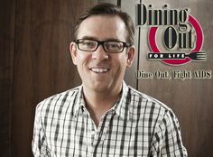 Food Networks Ted Allen talks about Dining Out for Life - The Hot Dish