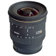 Business Stuff: Sigma 10-20mm f/4-5.6 EX DC Lens for Minolta and S...