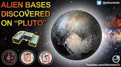 BREAKING : Pluto Have Alien Structures on Heart Shape North Pole Ice Cap  #UfoDisclosure #AlienDisclosure #Pluto #Nasa #Annunaki #AncientAliens