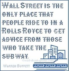 Warren Buffett Quotes at Wild About Quotes! Wise People, Smart People, Warren Buffet Quotes, Investment Advice, Warren Buffett, I Need To Know, More Words, Love You All, Funny Sayings