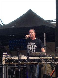 Mike Patton with TETEMA @ MONA FOMA music festival January 21 2017 Hobart , Tasmania