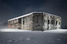 Bunkers by Jonathan Andrew