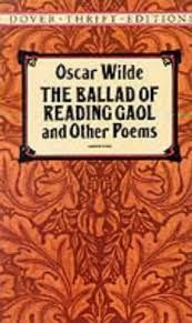 Image result for ballad of reading gaol