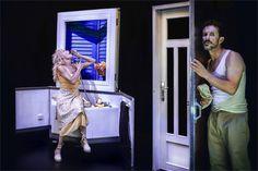 """""""PAREJA ABIERTA, El Musical"""", en el Teatro Zorrilla de Valladolid http://www.revcyl.com/web/index.php/cultura-y-turismo/item/8626-pareja-abier"""