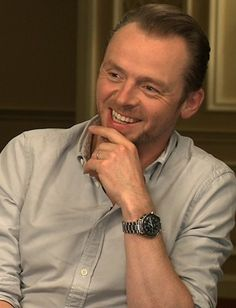 Simon Pegg interview: He spills on Star Trek, Benedict Cumberbatch and more!