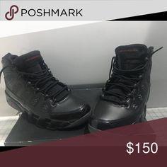 89c6c74179 All black jordan 9's All black jordan 9's Size 10.5 Condition. 9/10 Jordan