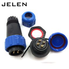 $12.50 (Buy here: https://alitems.com/g/1e8d114494ebda23ff8b16525dc3e8/?i=5&ulp=https%3A%2F%2Fwww.aliexpress.com%2Fitem%2FSP2110-P4-waterproof-wire-connector-4-5mm-to-11mm-High-voltage-cable-connector-4-pin-waterproof%2F32382834125.html ) SP2110/P4 waterproof wire connector,4.5mm to 11mm,High voltage cable connector, 4 pin waterproof connector Plug  socket for just $12.50