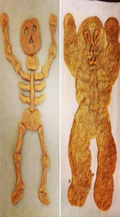 skelton cookie