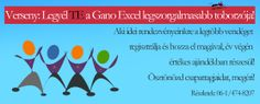 http://ganoexcel.hu/hirek/168-legyel-te-a-legszorgalmasabb-toborzo http://www.ganoexcel2u.com/laciganoexcel