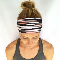 Fitness Headband - Workout Headband - Exercise Headband - Yoga Headband - Midnight Rising by FitNorthWest on Etsy https://www.etsy.com/listing/238278524/fitness-headband-workout-headband