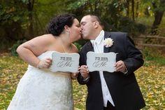 I'm his Mrs. & I'm her Mr. DIY sign Diy Signs, Our Wedding, Wedding Dresses, Decor, Bridal Dresses, Decorating, Bridal Gowns, Wedding Gowns, Weding Dresses