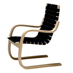 Cadeira nº406 (1938/1939) de Alvar Aalto
