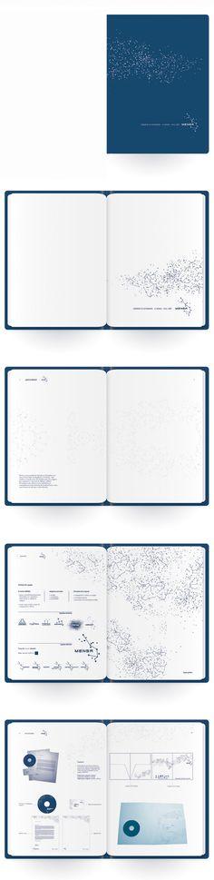 Constellation book design