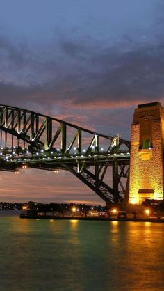 Sydney Harbour Bridge, Sydney, New South Wales, Australia Places Around The World, Oh The Places You'll Go, Places To Travel, Travel Destinations, Places To Visit, Around The Worlds, Sydney Australia, Australia Travel, Flight Booking Sites