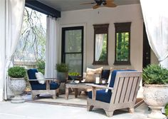 Casual Transitional Outdoors by TerraCotta Properties on HomePortfolio