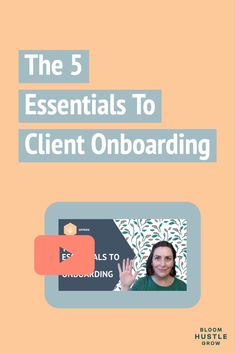 If you have a business then you need something to sell, right?!? The first step in someone becoming a client or customer is your onboarding process. In this video I go over the 5 essentials of any onboarding process. Business Entrepreneur, Business Marketing, Business Tips, Online Business, Email Marketing, Creative Business, Digital Marketing, Creating A Business, Starting A Business