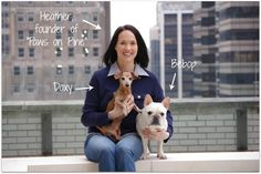 Check out how Paws on Pine came to fruition!!! Doggie Love - How one woman changed her life (and health!) for the love of dogs - Fine Fit Day