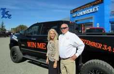 Hall GM store grand opening. For more read the Wednesday, Sept. 2, 2015 Lake County Examiner, or click here: http://lakecountyexam.com/gm-store-grand-opening/