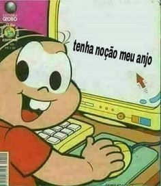 Memes brasileiros monica ideas for 2019 100 Memes, Best Memes, Maria Jose, Pingu Memes, Funny Images, Funny Pictures, Converse, Lol, Reaction Pictures