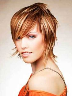 2013 Hair Colors for Short Hair | 2013 Short Haircut for Women