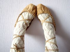 traditional latvian shoe