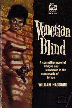 Venetian Blind, Corgi Books, 1960