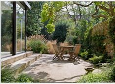 Like the paving v much  Joanne Bernstein | Garden Design