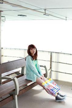 momusu1223:  Ayumi Ishida - Hello! Project Digital Books Vol.126...