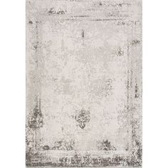 Ivory Rectangular: 8 Ft. 6 In. x 11 Ft. 6 In. - (In No Image Available)