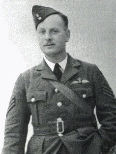 """On taking off from RAF Biggin Hill at 09.45hrs on 15 October 1940 with orders to patrol at 30,000ft, No 92 Squadron RAF sighted enemy fighters while gaining height over London. In combat with Uffz Erhardt Scheidt of JG26 over Maidstone at 11.25hrs, Spitfire Mk I QJ-N is believed to have crashed into the sea, killing Sgt Kenneth B Parker (pictured). The Luftwaffe lost 2 pilots in the pursuit halfway across the Channel, credited to Sgt Donald E """"Don"""" Kingaby and Sgt Ronald H """"Ronnie"""" Fokes."""