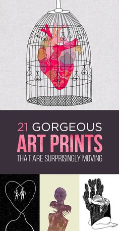 21 Gorgeous Art Prints That Are Surprisingly Moving