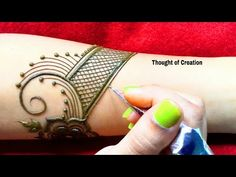 Mehndi also have a unique design for bridal. Watch this video and get inspired. Short Mehndi Design, Full Hand Mehndi Designs, Arabic Henna Designs, Mehndi Design Pictures, Beautiful Mehndi Design, Arabic Mehndi Designs, Latest Mehndi Designs, Mehndi Images, Bridal Mehndi Designs