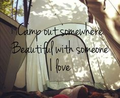 I don't care if it's our backyard as long as it's with the love of my life <3 DNS