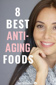 If you want to know which foods to eat to maintain that dewy glow year round, which foods to avoid that cause dull, dry, damaged skin, look no further Get Healthy, Healthy Aging, Beauty Tips For Hair, Health And Beauty Tips, Beauty Ideas, Beauty Tricks, Health Tips, Skin Food, Best Anti Aging