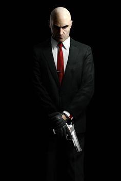 Agent 47.