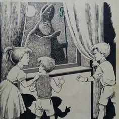 Sinterklaas klopt....