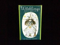 Paulina Cassidy introduces her 40 wonderful Witchlings in this enchanting new…