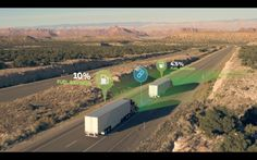 Trucks will talk to each other using Peloton Technology Many studies have been done on the potential effects of semi trucks being able to travel in platoons. It could be more fuel efficient it could be safer it could be easier on the drivers. And now it could be coming to a highway near you. Peloton Technology has partnered with Omnitracs a fleet management company to provide platooning technology this year.  Peloton is going to fill pre-orders for its Class 8 truck platooning system in…