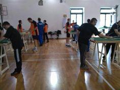 La palestra - #InterregionaleNord a Besenello (Tn) - #Subbuteo #SubbuteoTO #CalcioDaTavolo #CalcioTavolo #Asd #Torino2009 #Fisct #PlaySubbuteo