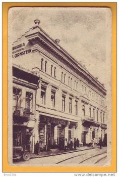 """Libraria """"Moldova"""" a lui D. First Color Photograph, Moldova, Old Pictures, Romania, Places To Visit, Street View, Fire, Urban, Architecture"""