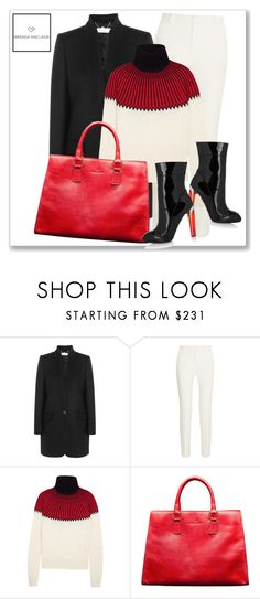 """""""something at the end of winter"""" by brendamacleod ❤ liked on Polyvore featuring STELLA McCARTNEY, Roland Mouret, Chloé, Alexander McQueen, women's clothing, women, female, woman, misses and juniors"""