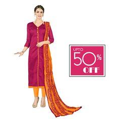 #Dress Material#Designer Dresses#Best Dress Material Party Wear For Women, Best Online Shopping Sites, Salwar Suits Online, Cotton Dresses, Designer Dresses, Nice Dresses, Diva, Duster Coat, How To Wear
