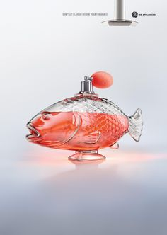 General Electric: Fish | Ads of the World™