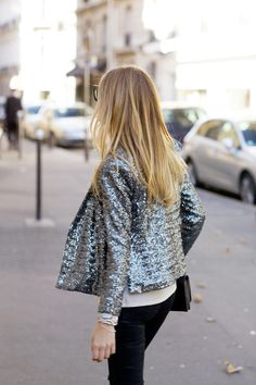 Silver & Sequins