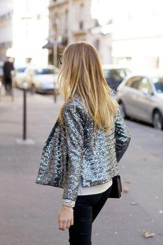 sequin jacket - Prepaganda