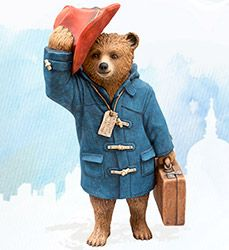 Visit the Paddington Trail Bears designed by Celebrity Designers & More in London November-December 2014