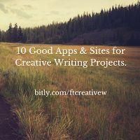 Creative writing feedback